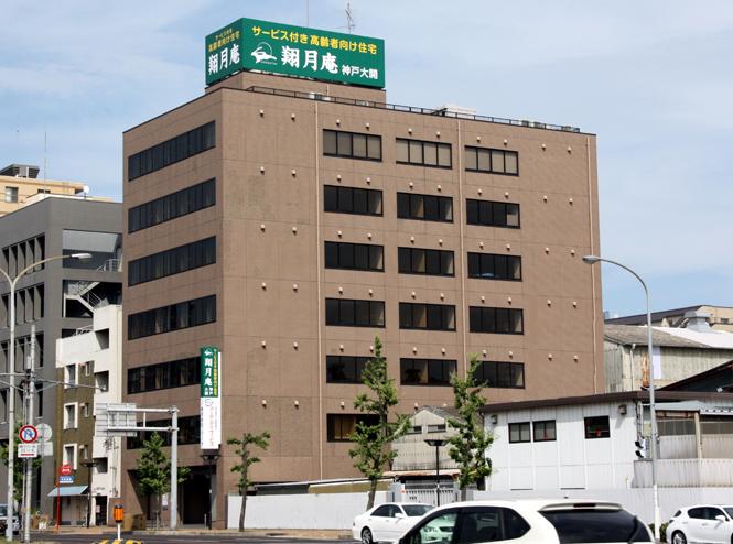 翔月庵 神戸大開 過去3年間の推移