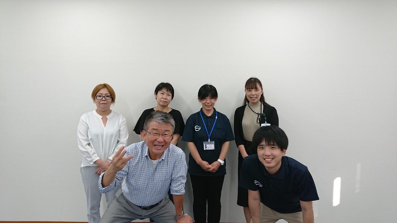 入社時研修の開催(神戸エリア) 8月5日(水)